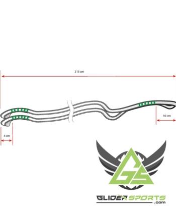 Tandem Y Reserve Bridle