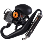 Engine Slider - Moster Plus 185