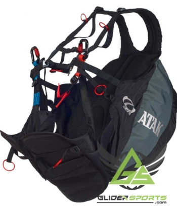 Ozone Atak II Speed Flying Harness