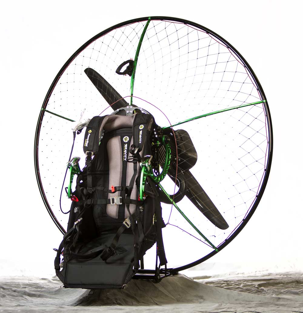 DEFY - Gravity paramotor